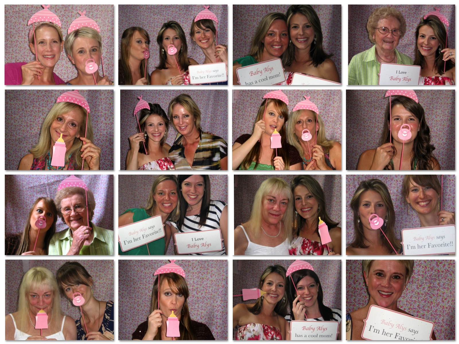 Photo Booth Video Rental